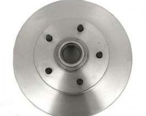 Full Size Chevy Front Disc Brake Rotor, 1958-1968