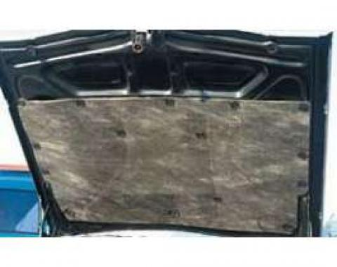 Full Size Chevy Hood Insulation Pad, 1968