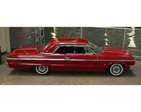Chevy Die-Cast Model, Impala SS Hardtop, 1964