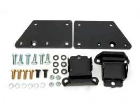 Full Size Chevy Engine Conversion Bracket Kit, LS1, 1958-1972