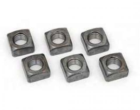 Full Size Chevy Fan Shroud Spacers, 1958-1972