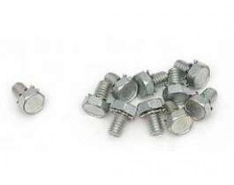 Full Size Chevy Timing Chain Cover Bolts, 1958-1966