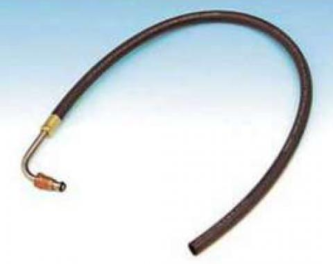 Full Size Chevy Power Steering O-Ring Return Hose, 605, Small Or Big Block, 1958-1972