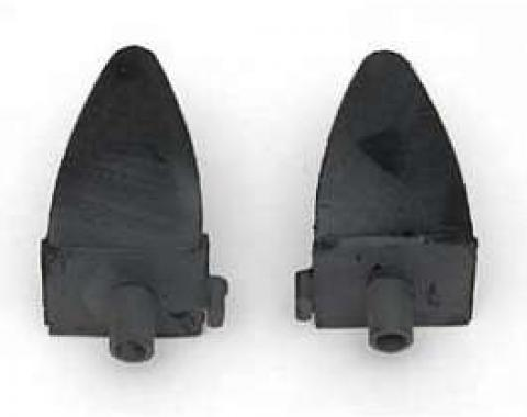 Full Size Chevy Rear Axle Housing Bumpers, 1958-1964
