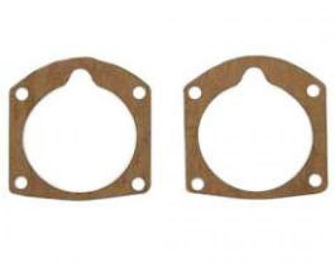 Full Size Chevy Rear Axle Wheel Bearing Cover Gaskets, 1958-1964