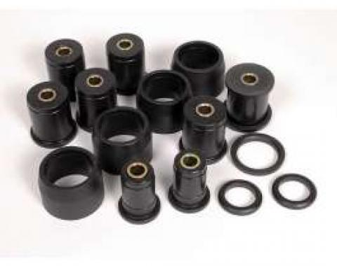 Full Size Chevy Control Arm Bushing Set, Rear Polyurethane, Energy Suspension, 1965-1968