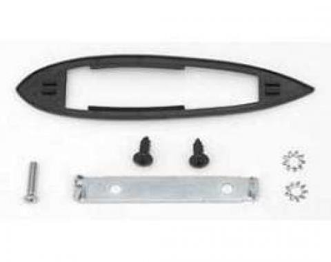 Full Size Chevy Mirror Mounting Kit, 1963-1964