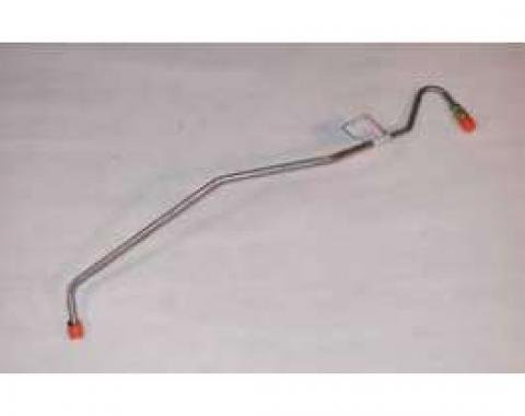 Full Size Chevy Fuel Pump To Carburetor Fuel Line, 283ci & 327ci, With 4-Barrel, 1962-1964
