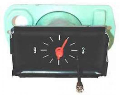 Full Size Chevy Clock, 1964