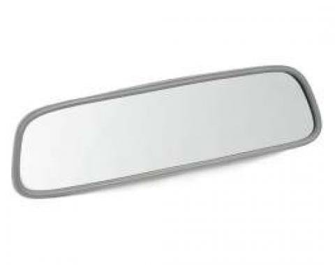 Full Size Chevy Interior Rear View Mirror, 8, Chrome Backed, 1965-1967