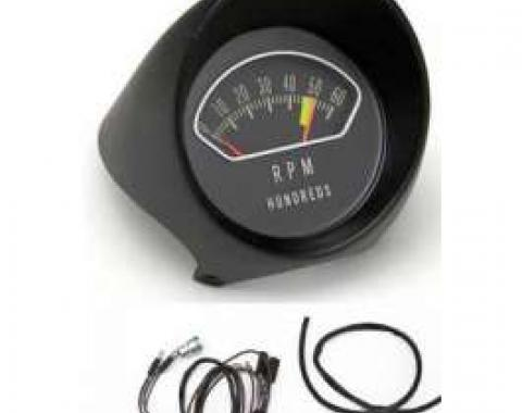 Full Size Chevy Tachometer Kit, Factory, 6000 RPM, 1963-1964