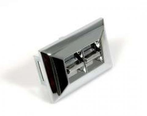 Switch, Power Window, 2-Button, 1971-1981