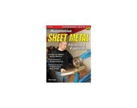 Full Size Chevy Sheet Metal Forming & Fabrication Book 1958-1972