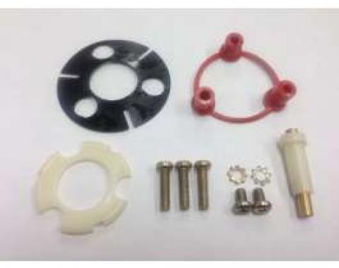 Full Size Chevy Horn Contact Kit, Impala, 1958-1960 & 1964