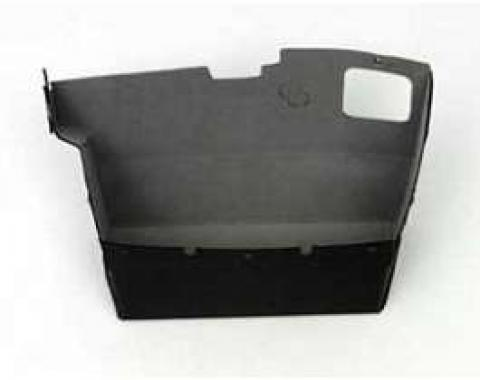 Full Size Chevy Glove Box Liner, For Cars Without Air Conditioning, 1961-1962