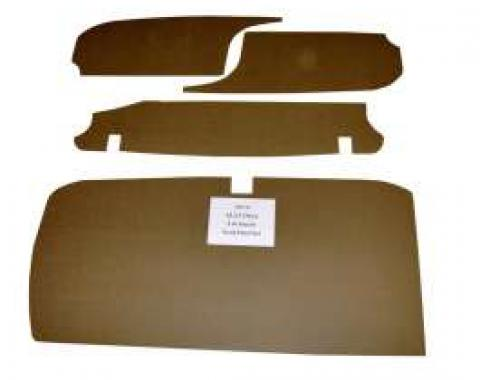 Full Size Chevy Trunk Upholstery Panel Kit, Non-Wagon, 1962-1964