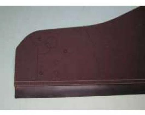 Full Size Chevy Firewall Pad, Original Style, 1959-1960
