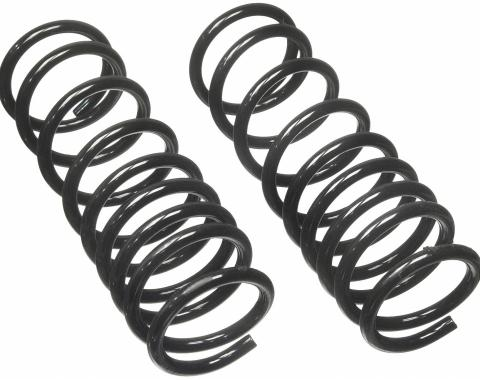 Moog Chassis CC609, Coil Spring, OE Replacement, Set of 2, Variable Rate Springs