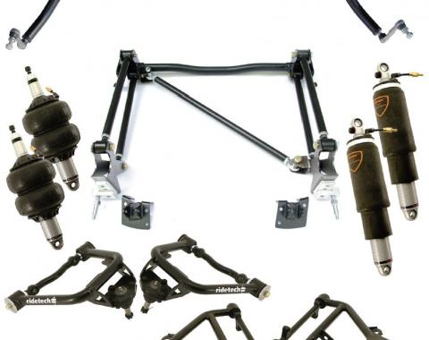Ridetech Air Suspension System for 1955-57 Chevy Car 11030298