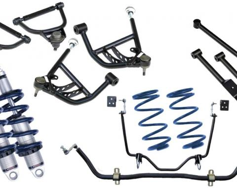 Ridetech CoilOver System for 67-70 Impala 11300201