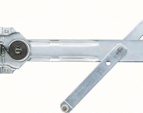 OER 1966-67 Chevy II/Nova Window Regulator 2 Door LH 4542781