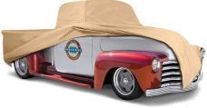 OER 1947-54 Chevrolet/GMC Longbed Pickup Truck Tan Weather Blocker™ Plus Cover MT9001GTN