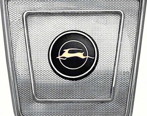OER 1965-67 Impala Rear Seat Speaker Grill 4476574
